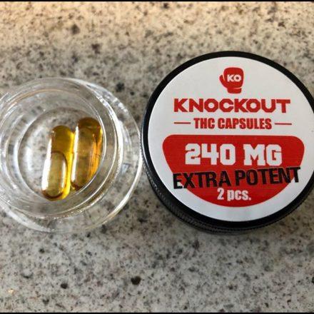 thc capsules
